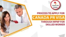 Stepwise process to Apply Canada PR through Manitoba PNP
